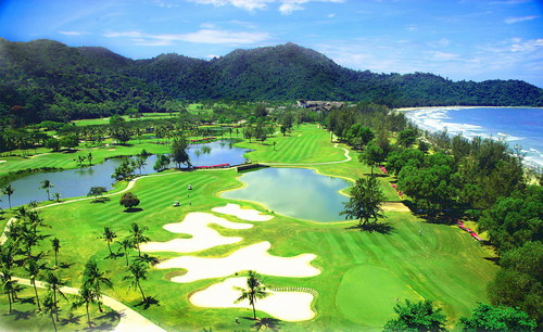 Nexus Golf Club Karambunai