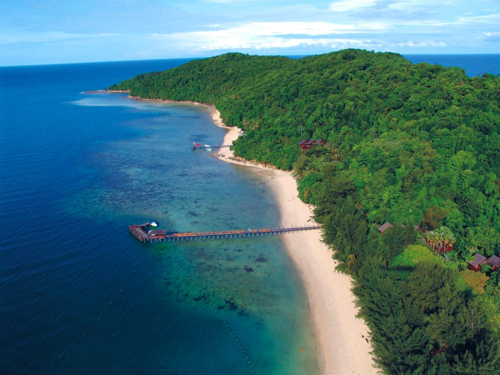 T.A.R.P Island Trip – (Manukan, Mamutik & Sapi)