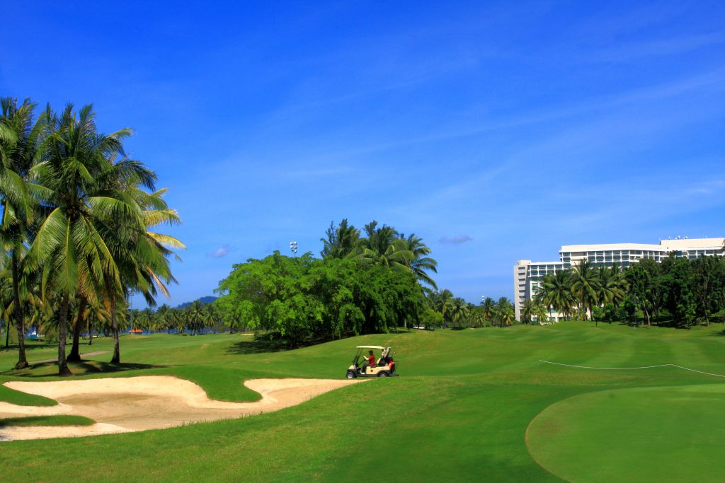 Sutera Harbour Marina Golf & Country Club