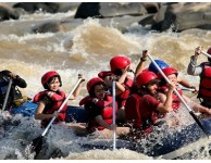 White Water Rafting Kiulu River (Grade 1-2)